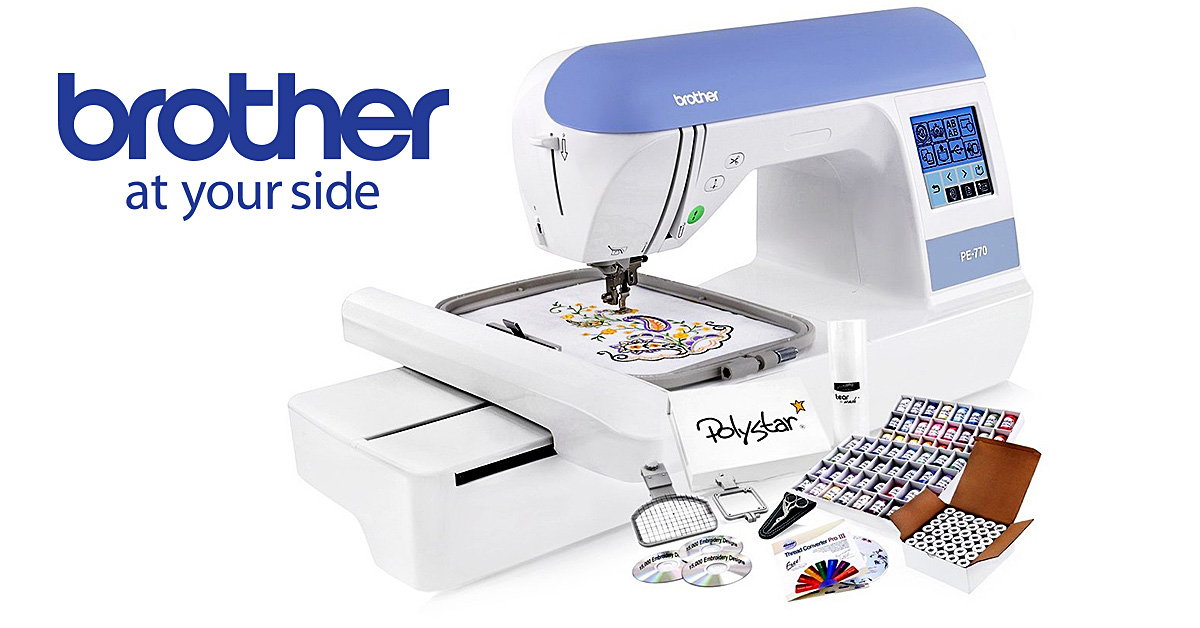 Brother SE1800 Sewing & Embroidery Machine Review
