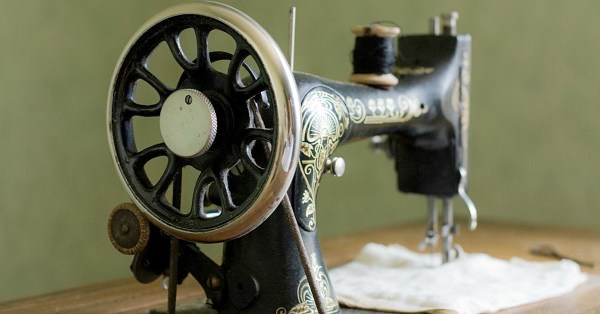 The Soul of Things: Or should I buy that old metal sewing machine?