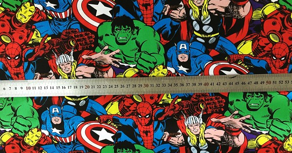 Sewing Super Power: Stereoscopic Vision