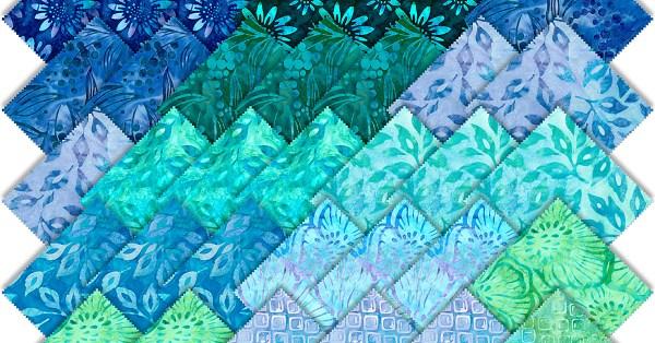 Creating with Batik Fabric