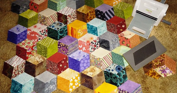 Professional Quilt Pieces by AccuQuilt