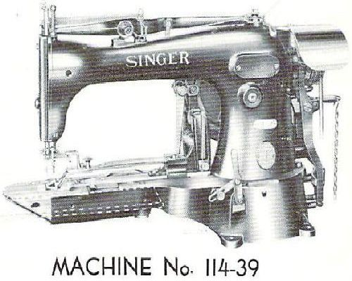 Singer Industrial Sewing Machine Parts Books List 5