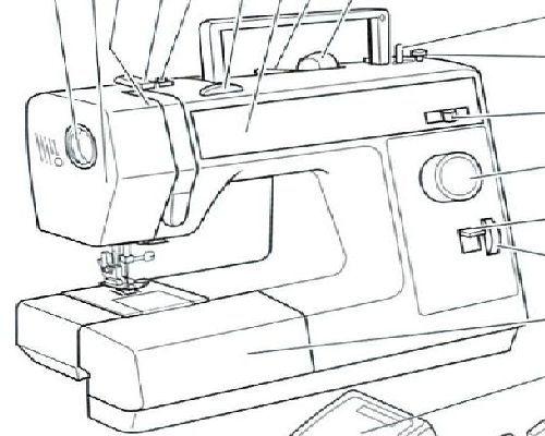 Baby Lock Sewing Machine Instructions