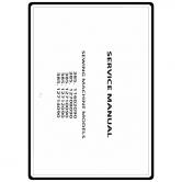 Kenmore 385.12714090 Sewing Machine Parts