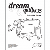 Brother Dream Quilter DQLT15 Sewing Machine Parts