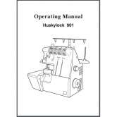 Husqvarna Viking Huskylock 901 Serger Machine Parts