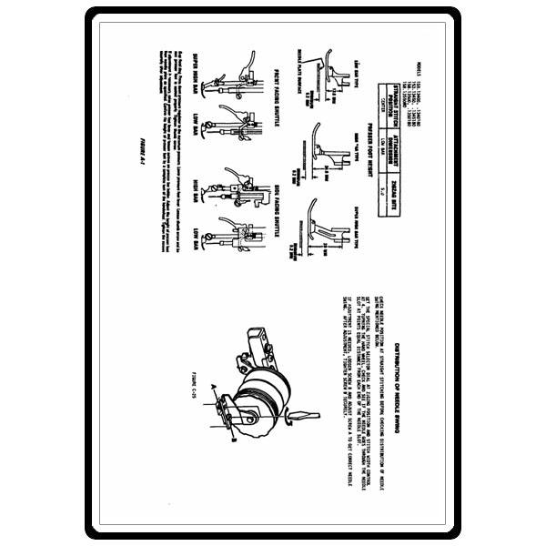 Kenmore Sewing Machine 158 Manual