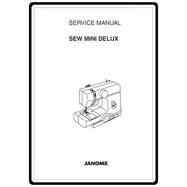Janome sew mini handleiding