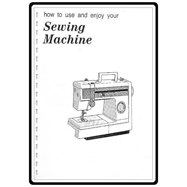 Instruction Manual, Brother 268.1044280: Sewing Parts Online