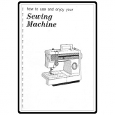 Brother VX-808 Sewing Machine Parts