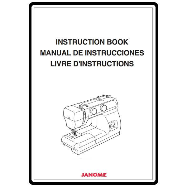 Instruction Manual, Janome 2212 : Sewing Parts Online