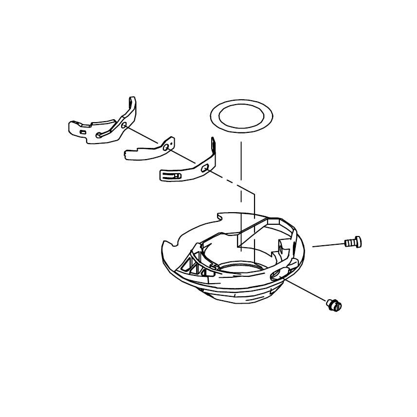 Bobbin Case Assembly, Juki #400-79614 : Sewing Parts Online