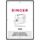 Singer 7469 Sewing Machine Parts