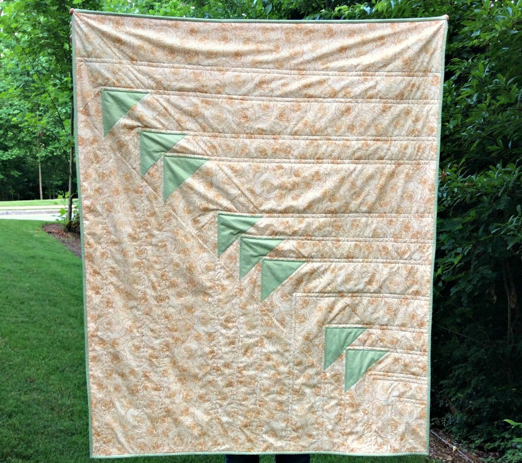 Sewing-Report-Priory-Square-Steeping-Awakening-Gold-Roses-Cotton-and-Steel-Flying-Geese-Quilt-Full-Shot-Cropped