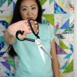 SUPER SCISSORS | Best Scissors for Sewing & Crafts? | Review & Demo | CONTEST
