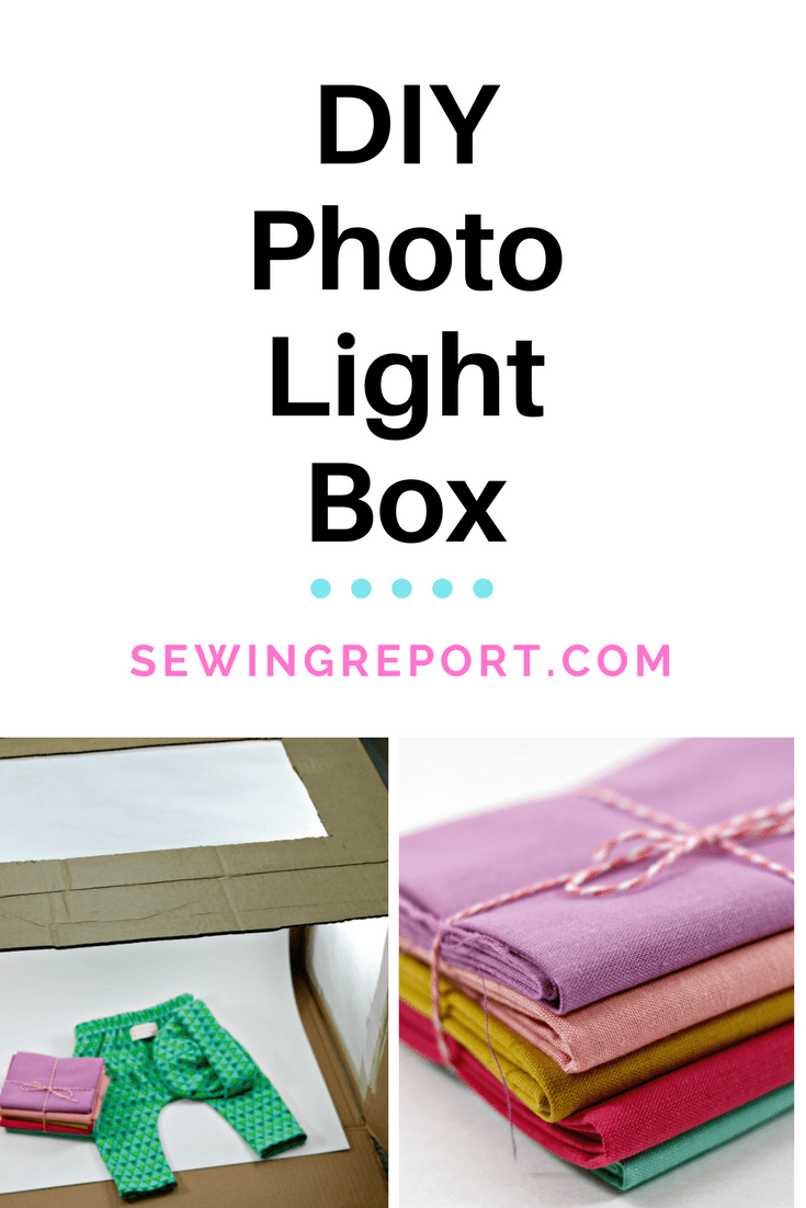 DIY Photo Light Box (1)