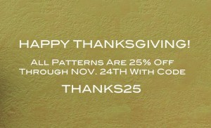 sew house seven thanksgiving sale 2017