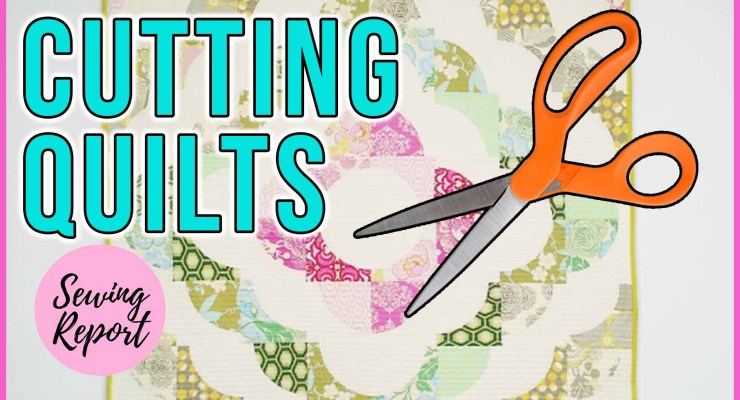 No More FreeSpirit Fabrics | Should You Cut Up Quilts? ✂ | Craftsy Unlimited 🔴 LIVE SHOW