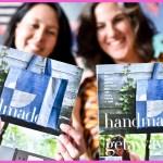 Handmade Getaway Book Authors on Kickstarter, Social Sewing + Business