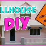 Building a Dollhouse: Structure + Porch Assembly | Beachside Bungalow Kit Episode 4