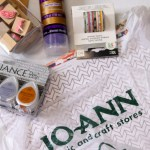 Shopping at JOANN Fabric and Craft Store [Makeup Free Edition!]