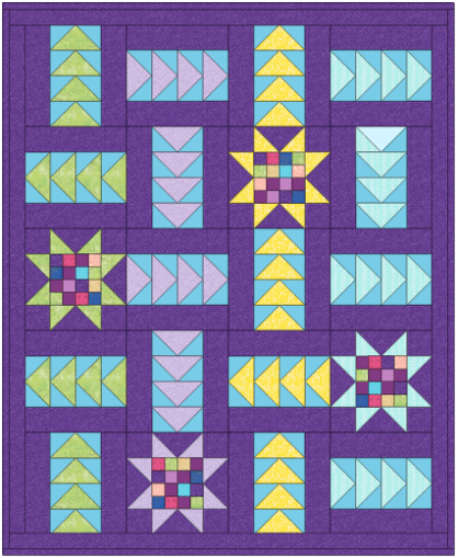 Creating with Electric Quilt 8