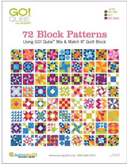 AccuQuilt free pattern book