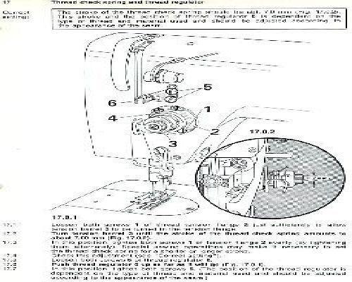 Pfaff Industrial Sewing Machine Manuals