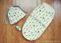 Baby Wrap Pattern