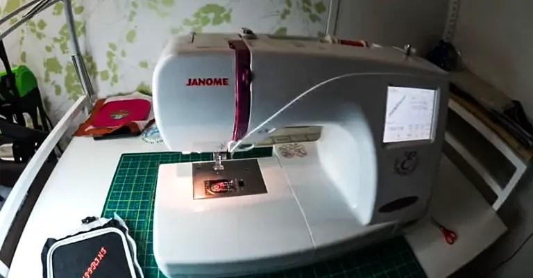 Janome 350E Review