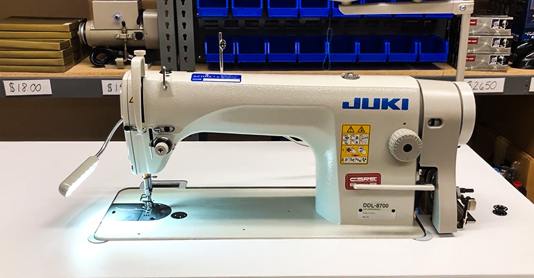 Juki DDL 8700 Review