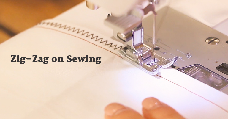How to Serge Without a Serger