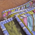 Sew katie Did:Whole cloth quilt