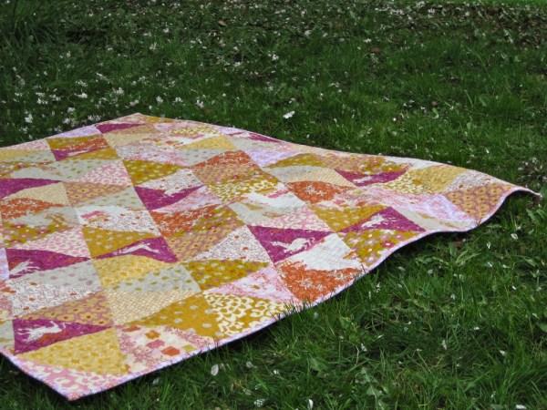 Sewkatiedid | Seattle Modern Quilting & Sewing Studio | Nicquelle's quilt