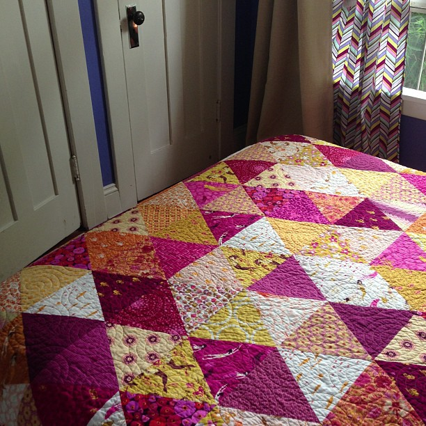 Sew Katie Did | Seattle Modern Quilting & Sewing Studio | Swim Sister Quilt