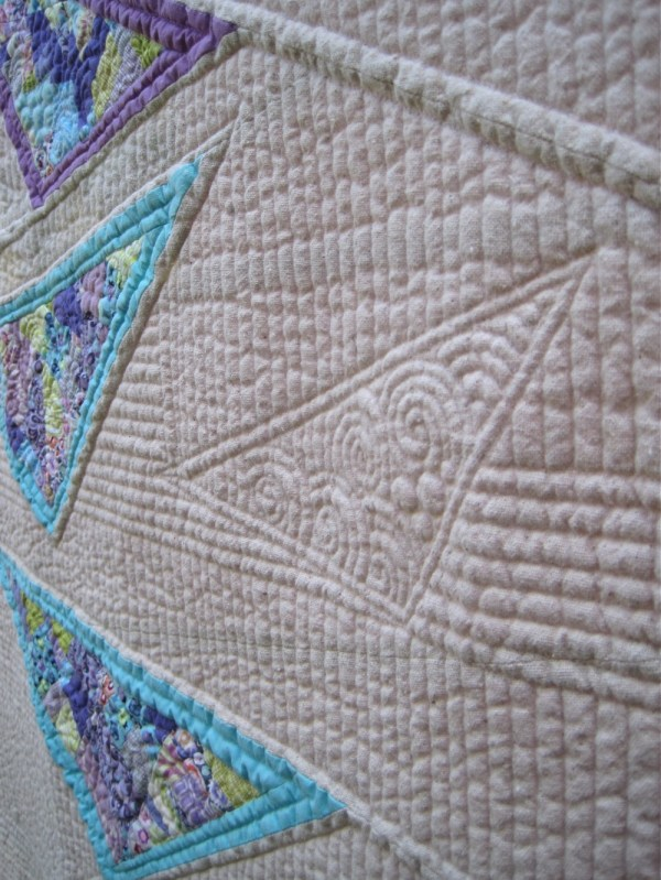 sewkatiedid/krista wither's quilting/Diving Geese Quilt