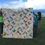 SEW KATIE DID:Roan's Quilt