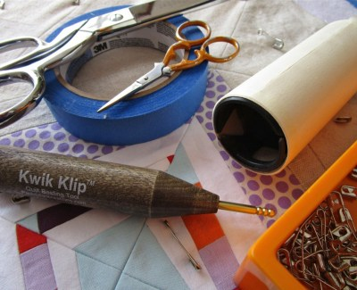 ::Tools For a Quilt Sandwich::