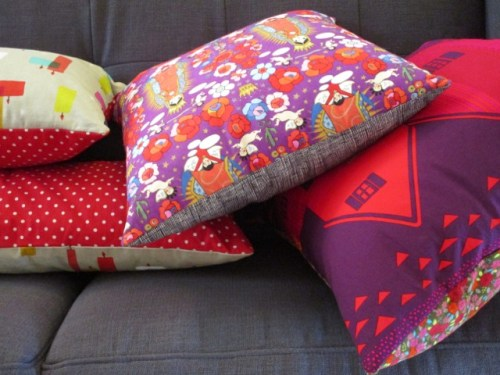 SEW KATIE DID:Christmas Pillow lineup