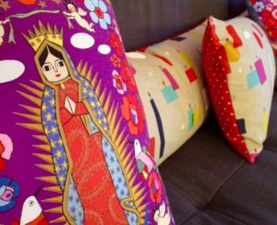 Christmas Flurry Pillows