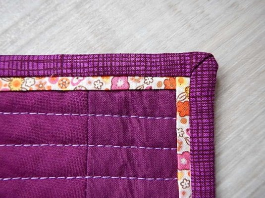 SEW KATIE DID|Binding