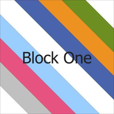 sew katie did | Block1