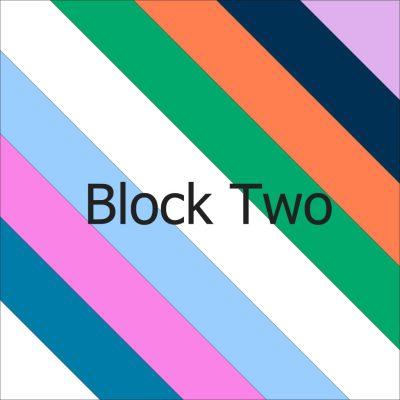 sew katie did   Block2