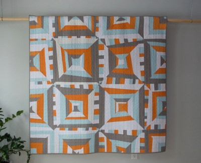 Side-Lined Quilt