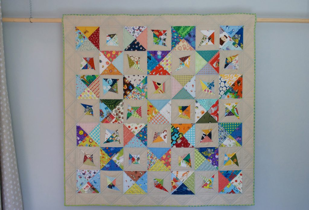 sew katie did   seattle quilting studio   Double-Trouble Toss Up