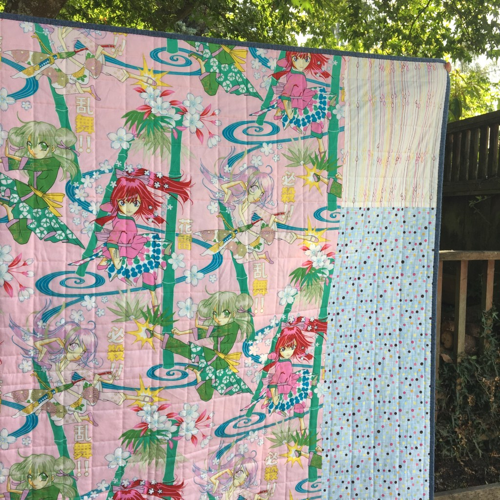 Sew Katie Did | Seattle Modern  Quilting & Sewing  Studio | Seeing Stars Back