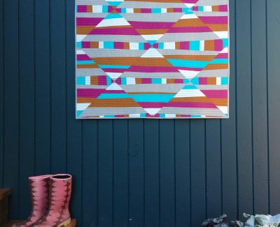 ::  Side Hustle Quilt  ::