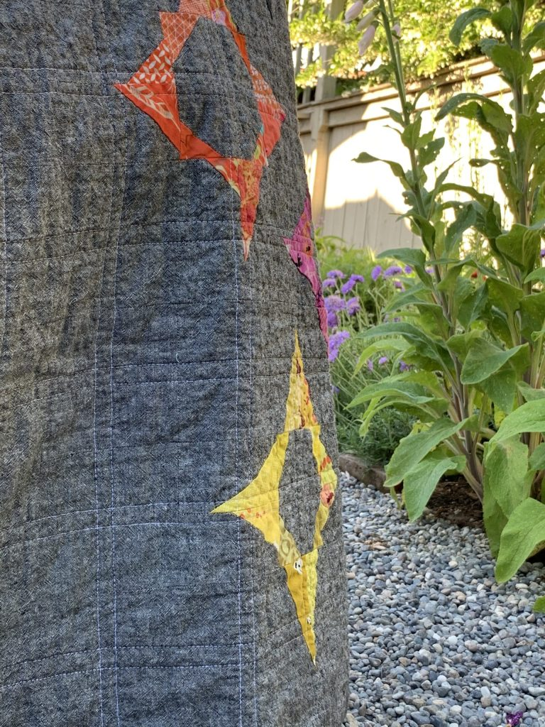 sew katie did | Seattle Modern Quilting & Sewing Studio | Throwing Stars Quilt