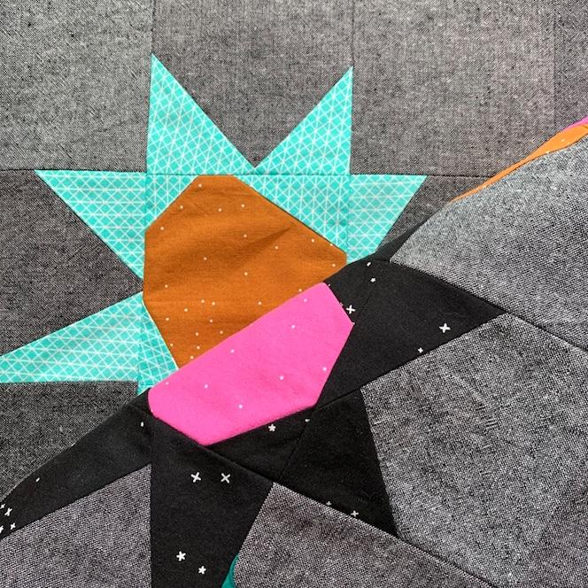 Sew Katie Did Galaxy-Stars