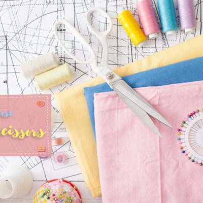 Best Fabric Scissors – Beginner's Guide to Choose
